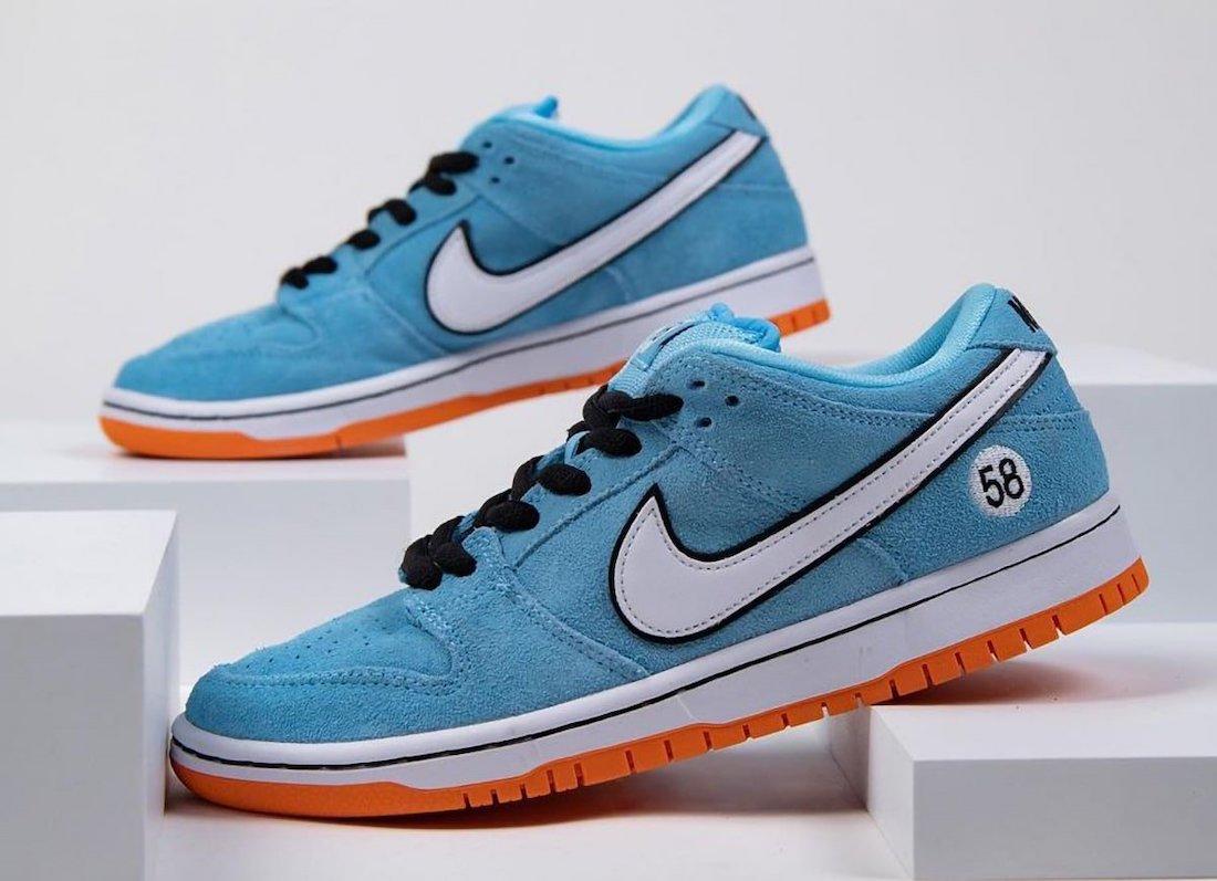 Nike SB Dunk Low Club 58