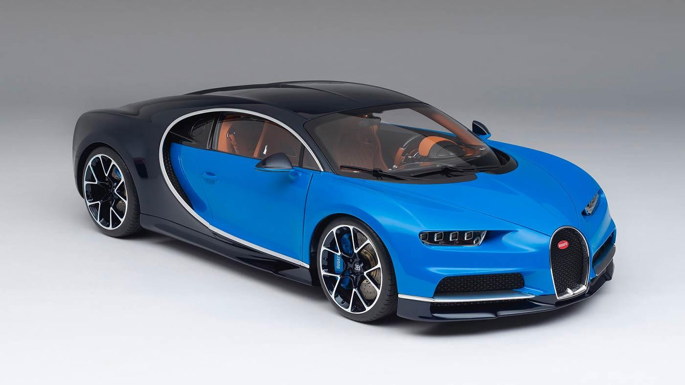 1/8 Bugatti Chiron Amalgam
