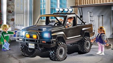 70633 Playmobil Pick-up Marty