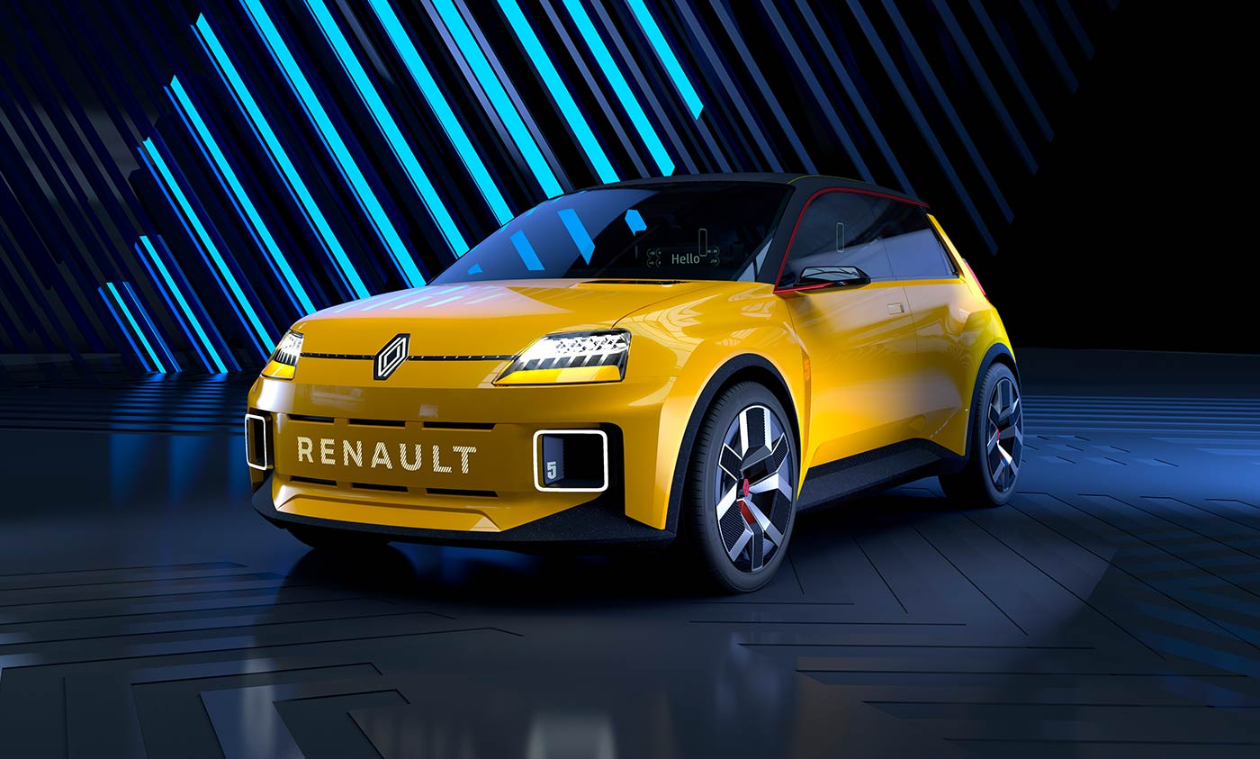 Renault R5 Concept 2021
