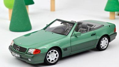 1/18 Mercedes 500SL Norev