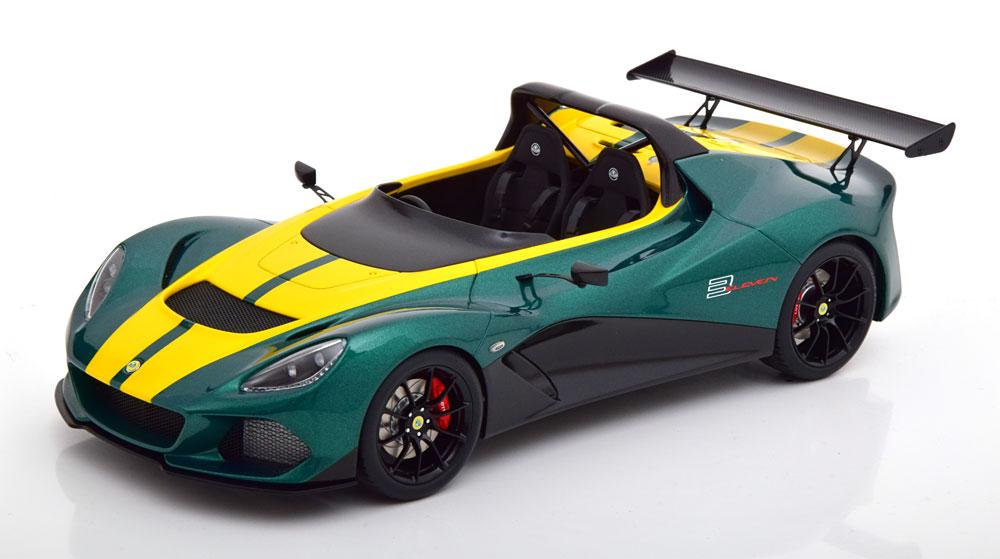 1/18 Lotus 3-Eleven AUTOart