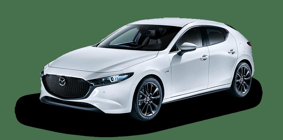 Mazda 3 100ème anniversaire 180