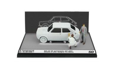Fiat 127 Brumm Pio Manzu