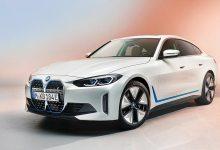 Nouvelle BMW i4