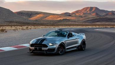 Shelby Super Snake Speedster