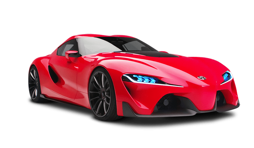 Toyota FT-1 concept 2014