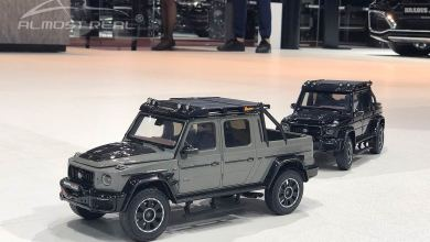Brabus 800 XLP Almost Real 1/18