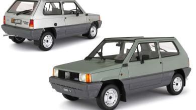 Fiat Panda 4x4 Laudoracing