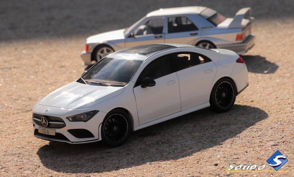 S1803103 Mercedes CLA Solido