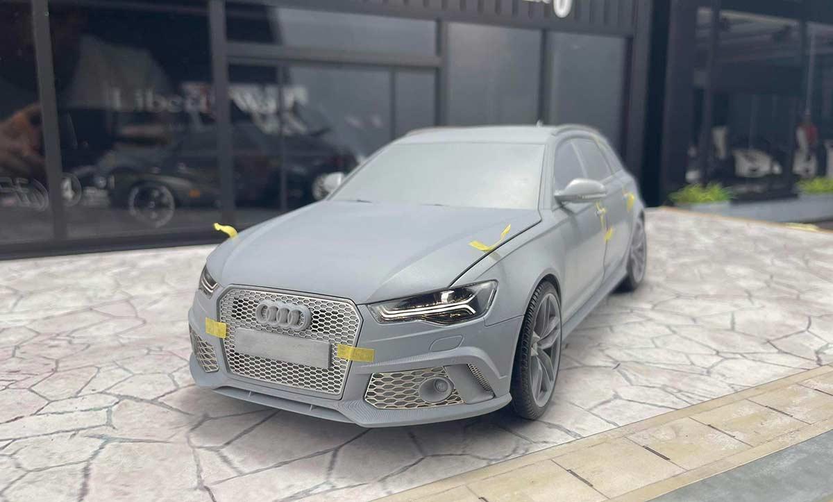 1/18 Audi RS 6 Super A
