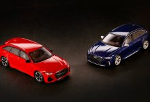1/64 Audi RS 6 Mini GT