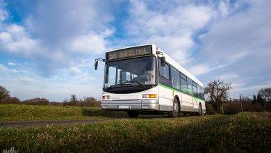 Essai bus Heuliez GX 317