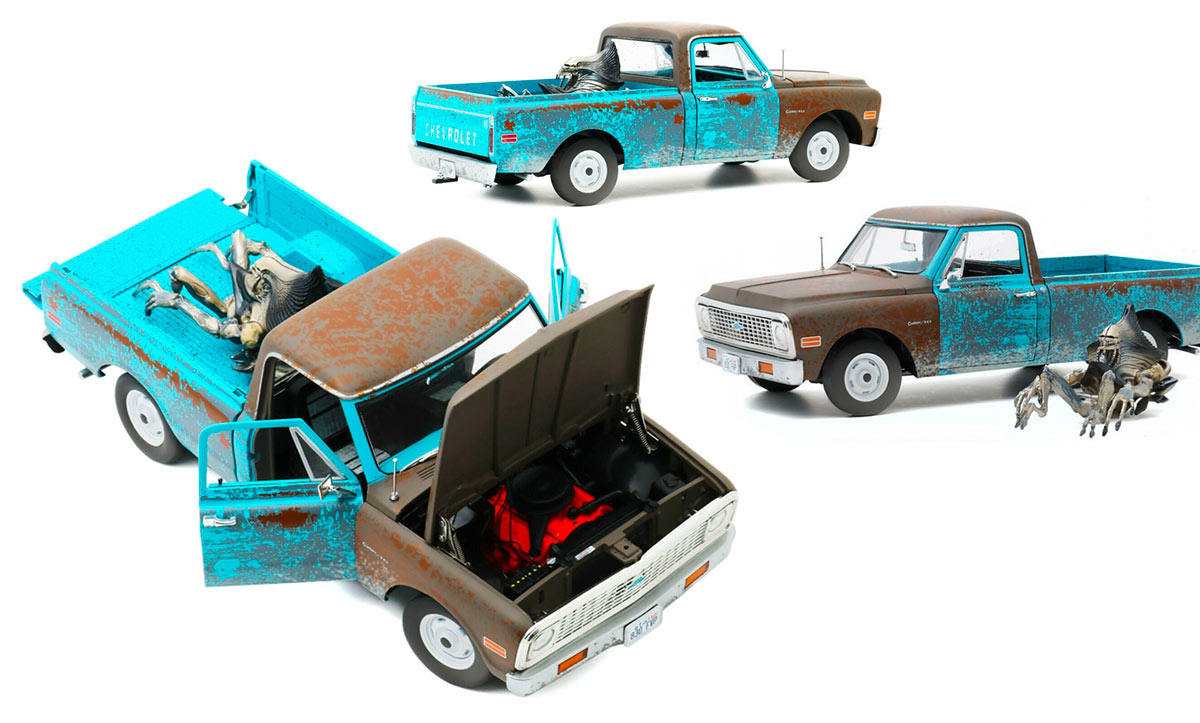 1/18 Pick-up Independance Day Highway 61
