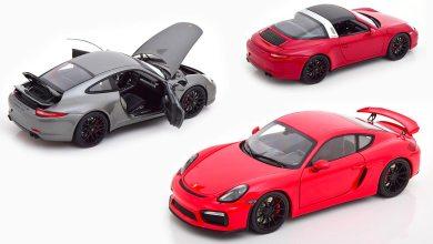 1/18 Porsche Schuco