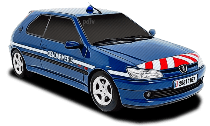 Peugeot 306 Gendarmerie 29811167