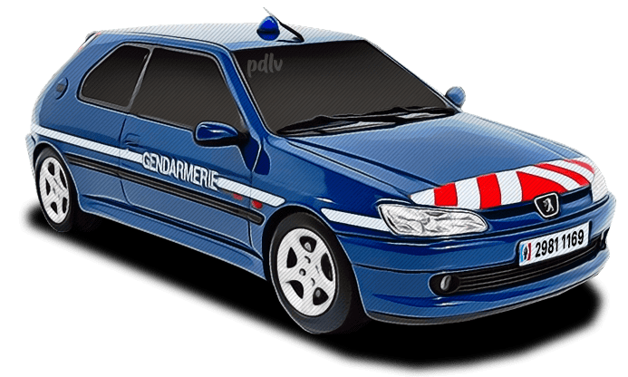Peugeot 306 Gendarmerie 29811169