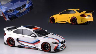 1/18 BMW M235i GLM