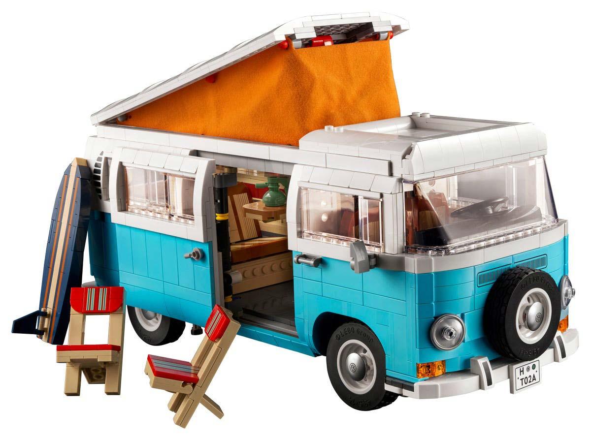 10279 Lego Volkswagen Combi T2