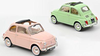 1/18 Fiat 500 L Norev