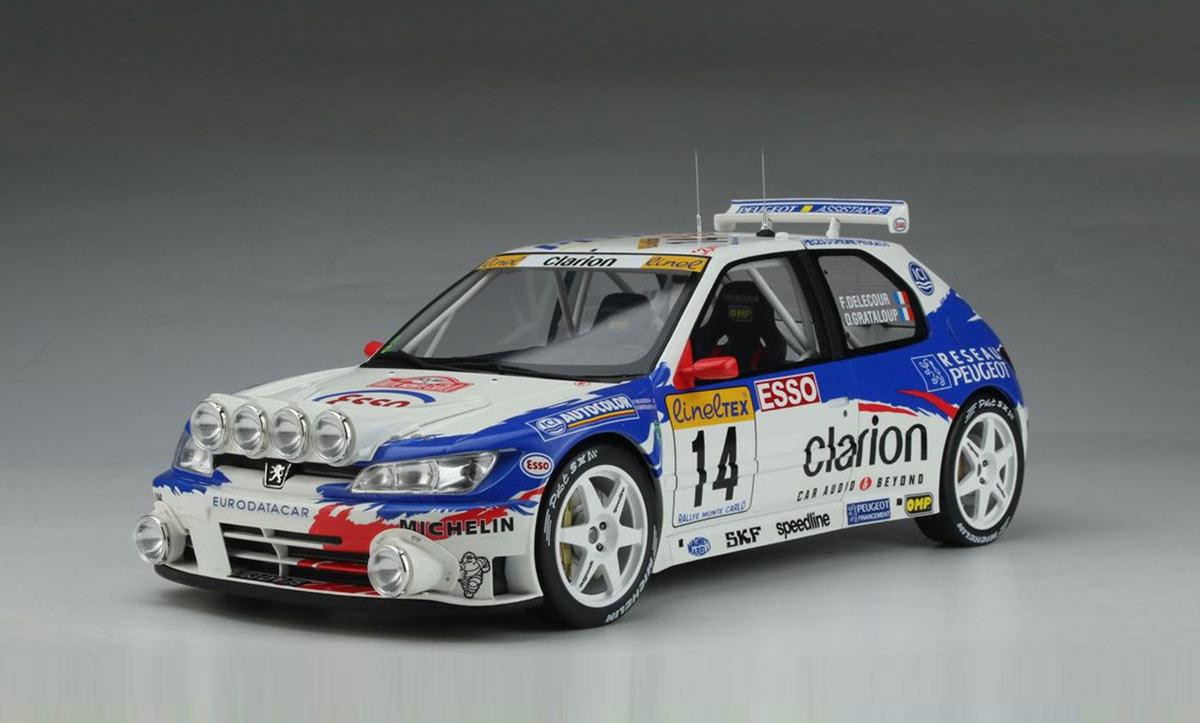1/12 Peugeot 306 Maxi OttO