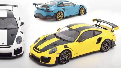 1/18 Porsche 911 (991) GT2 RS