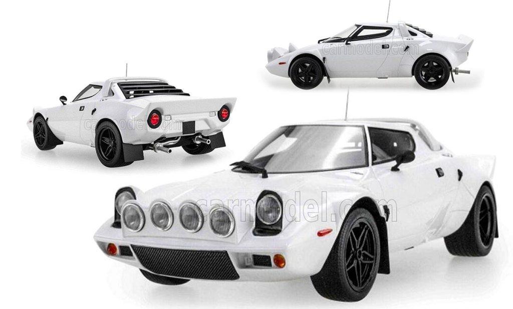 1/18 Lancia Stratos TOP99A