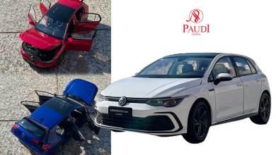 1/18 Volkswagen Golf 8 Paudi