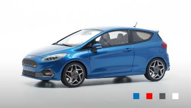 1/18 Ford Fiesta ST DNA Collectibles