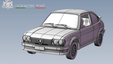 1/18 Alfa Romeo Alfasud 1.5 TI QV