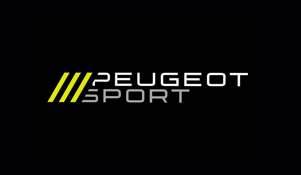 Logo Peugeot Sport 2020