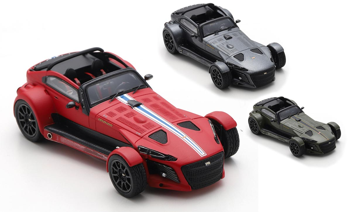 1/43 Donkervoort D8 GTO-JD70 R