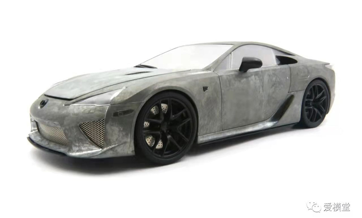 1/18 Lexus LFA Well Models