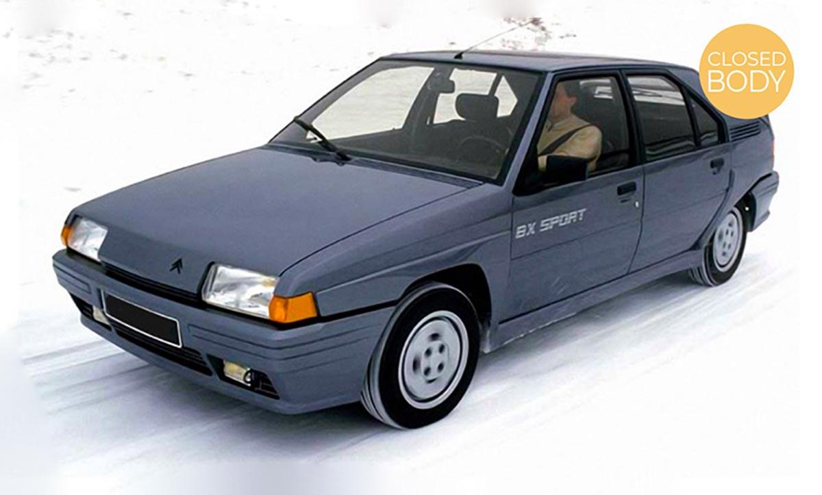 1/18 Citroën BX Sport Norev