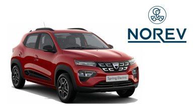 Norev 509061 Dacia Spring 1/43