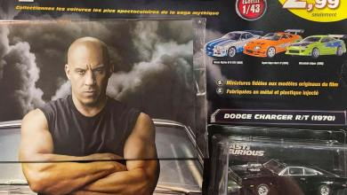 Fast and Furious collection Altaya 1/43