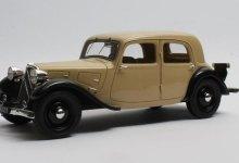 1/18 Citroën Traction 7 CV Cult Models