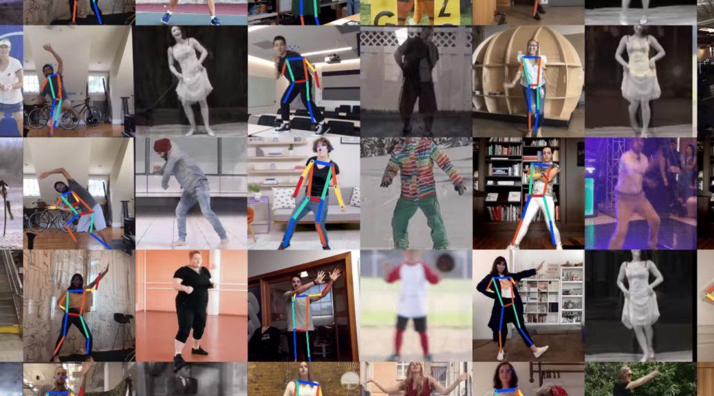 Nuevo experimento de Google compara sus movimientos con miles de imágenes en tiempo real