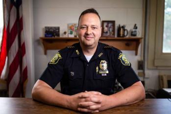 Medford Chief of Police Jack D. Buckley