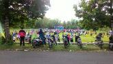 Jalan Sehat dalam Rangka Musyda Muhammadiyah di Nglipar