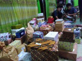 Ratusan Hadiah Jalan Sehat Semarak Musyda