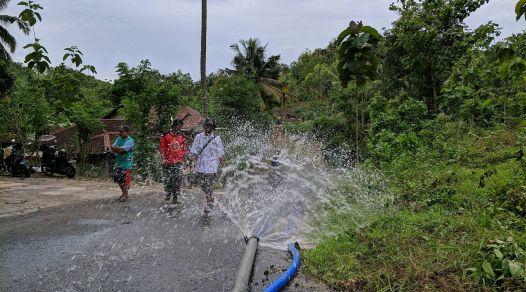 Muhamamdiyah Peduli Bencana di Gunungkidul dan Sekitarnya 03
