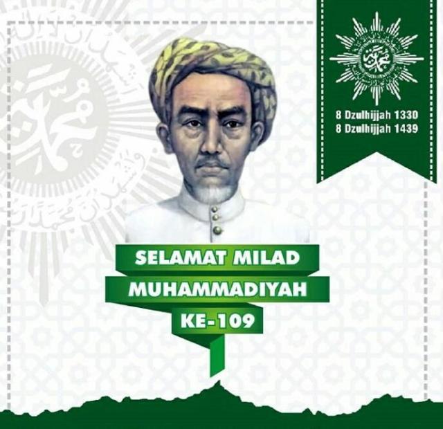 Milad 109 th Muhammadiyah, 60 th Menyinari Tangerang