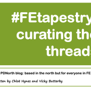 #FEtapestry: curating the threads