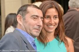 Gilles Cohen Solal et Myriam Kournaf