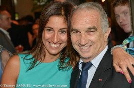 Myriam Kournaf et Alain Terzian
