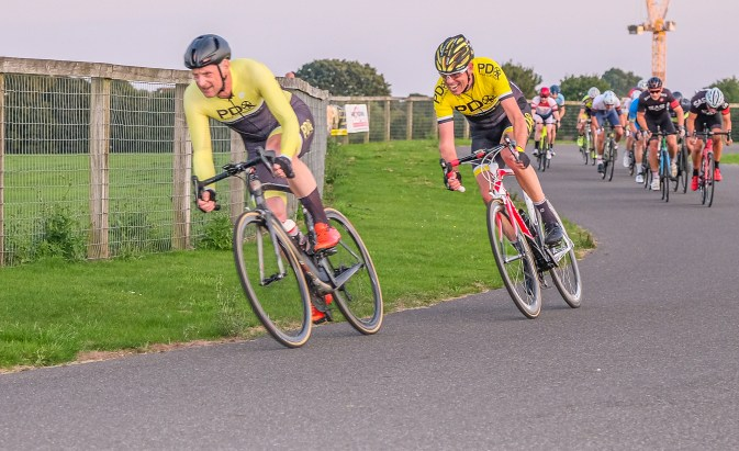 Training Sessions at Odd Down Cycle Circuit