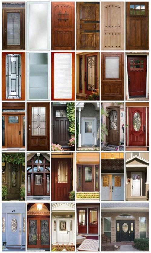 Fiberglass Door Gallery