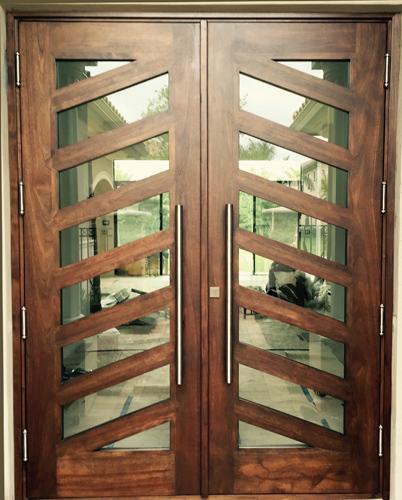 Contemporary Doors Dallas Fort Worthpro Door Repair Pdr Doors