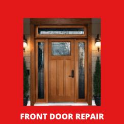 Front Door Repair Fort Worth Texas